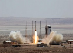 Iran counts down to launch of new satellite