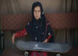 MOVIE ON SKATEBOARDING IN AFGHANISTAN WINS OSCAR