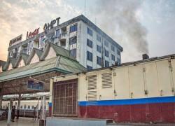 Yangon pollution hits danger levels each morning: Monitors