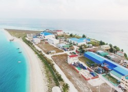 Indian Exim Bank to loan funds for Maldives' port development