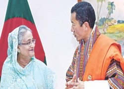 Bhutan receives 19 medical specialists from Bangladesh