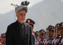 GHANI'S TRIPS TO UAE ATTRACT SPECULATION: REPORT