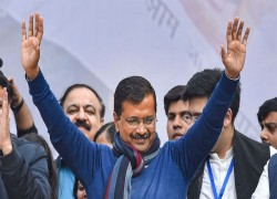 Kejriwal bestows a road map on India's opposition