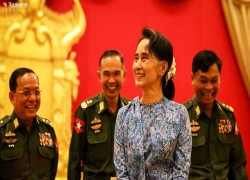 Myanmar military chief expected to appoint loyalists as reshuffle looms