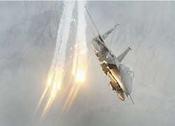 AFCENT notes continued high airstrike rate in Afghanistan