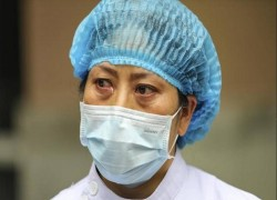 CHINA CORONAVIRUS COVID-19 | NO MAJOR CHANGE IN TRAJECTORY OF OUTBREAK, SAYS WHO