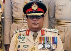 U.S. BLACKLISTS SRI LANKAN ARMY CHIEF CITING KILLINGS AND ABUSES