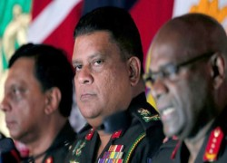 US imposes sanctions on Sri Lankan army chief over war crimes