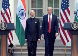 Trump says it's honour that FB ranked him number 1 and PM Modi number 2