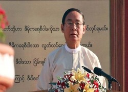 Myanmar's President Calls for Military Not to Meddle in Politics