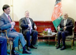US, Taliban reach violence reduction pact that could lead to US withdrawal