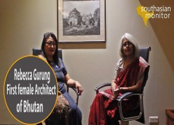 Bhutan contributes a lot to sustainable living and vernacular architecture: Architect Rebecca Gurung