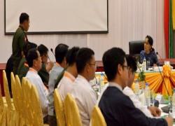 Myanmar govt seeks resumption of ceasefire meeting in March