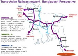 Padma Bridge rail route to link up with Trans Asian rail network