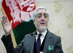 ABDULLAH REJECTS RESULTS, ANNOUNCES FORMATION OF 'INCLUSIVE GOVT'