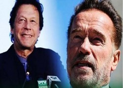 Will PM Khan accept Hollywood's Arnold Schwarzenegger's invitation to World Summit?