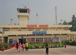 Bangladesh opens Saidpur Airport for Nepal