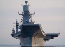 Is India's third aircraft carrier project on hold!