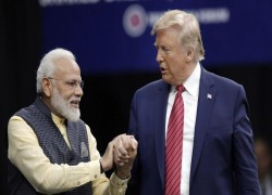 Trump's India visit is mostly about optics