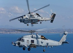 Cabinet clears $2.4 billion deal for MH-60 Romeo helicopters for Indian Navy