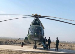 Myanmar ministers survive attack on military chopper in Rakhine