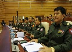 Myanmar parliament sets debate for charter reform, caps military participation