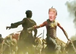 Trump revels in Bahubali meme ahead of India visit