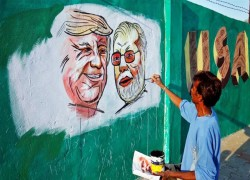 As Trump heads to India, a trade deal appears elusive