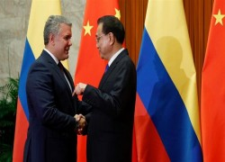 China's strong push into Colombia