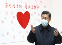 Coronavirus is China's fastest-spreading public health crisis, President Xi Jinping says