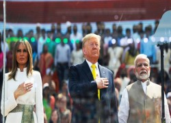 On maiden India trip, Trump says US relations with Pakistan 'very good'