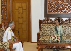 Sino-Indian competition in Myanmar in the spotlight with Indian Navy chief visit
