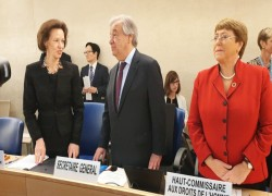 HUMAN RIGHTS COUNCIL SESSION BEGINS WITH SRI LANKA ON AGENDA