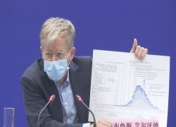 China's Wuhan lockdown helped limit global spread of coronavirus, says World Health
