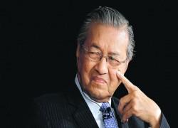 Mahathir Mohamad has resigned. Malaysia's next leader is ... Mahathir?