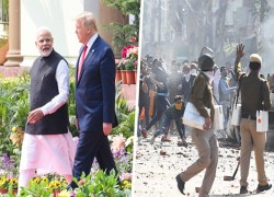 Two Images, Two Indias