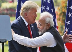 Trump and Modi discuss China factor, sign defence deal, but no trade breakthrough