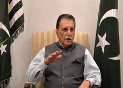 ভারতের বিরুদ্ধে 'সামরিক' ব্যবস্থা চান পাকিস্তান শাসিত কাশ্মীরের প্রধানমন্ত্রী