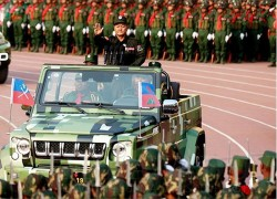 Myanmar's largest ethnic armed group confirms it has a helicopter
