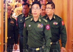 Myanmar's military reject NLD attempts to limit the armed forces' political powers