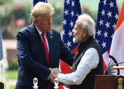 Trump's India visit tightens defense ties