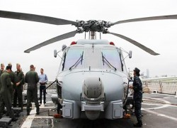 India to receive MH-60 helicopters in 2021