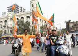 In heart of Kolkata,