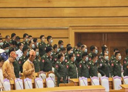 Myanmar parliament to vote on proposed constitutional amendments on 10 March