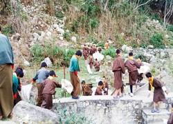 Bhutanese Waste Warriors to battle mounting waste
