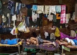 কলকাতায় বাংলায় কথা বলা যেন আর 'ভালো শোনায় না'