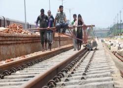 ২০২২ সালের শুরুতেই ত্রিপুরা-বাংলাদেশ রেল সংযোগ চায় ভারত