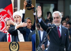 Inauguration of 2 presidents: Afghanistan's constitutional crisis
