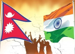A Nepali team consisting of Army has been quietly measuring border with India