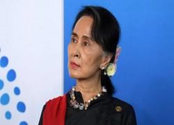 Myanmar MPs block Aung San Suu Kyi's bid to become president